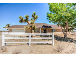 Photo of 3680 Sunset Road, Phelan, CA 92371 (MLS # CV18235354)
