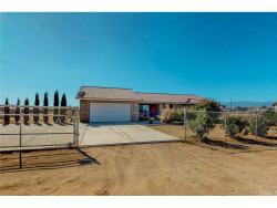 Photo of 8865 7th Street, Phelan, CA 92371 (MLS # CV18259460)