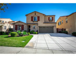 Photo of 4841 Stoneglen Avenue, Fontana, CA 92336 (MLS # CV18274326)