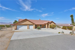 Photo of 32828 Sapphire Road, Lucerne Valley, CA 92356 (MLS # CV19223040)