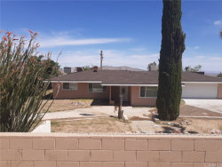 Photo of 60750 La Mirada, Joshua Tree, CA 92252 (MLS # CV20087952)
