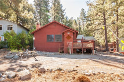 Photo of 5484 Lone Pine Canyon Road, Wrightwood, CA 92397 (MLS # CV20223389)