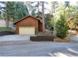Photo of 5879 Mountain Home Creek Road, Angelus Oaks, CA 92305 (MLS # EV18177892)
