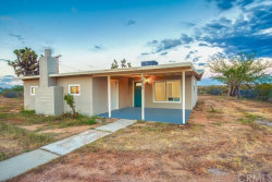 Photo of 1605 Old Woman Springs Road, Yucca Valley, CA 92284 (MLS # IG19219624)