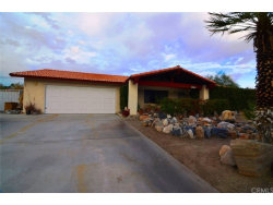 Photo of 3160 E Vincentia Road, Palm Springs, CA 92262 (MLS # IV18026590)