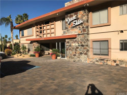 Photo of 2290 S Palm Canyon Drive S , Unit 1, Palm Springs, CA 92264 (MLS # IV18031437)
