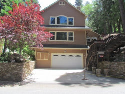 Photo of 27889 Rainbow Drive, Lake Arrowhead, CA 92352 (MLS # IV19190058)