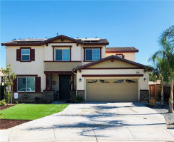 Photo of 25608 Solell Circle, Menifee, CA 92585 (MLS # IV19224010)