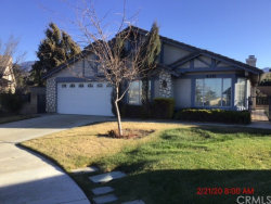 Photo of 41124 Round Hill Court, Cherry Valley, CA 92223 (MLS # IV20054840)