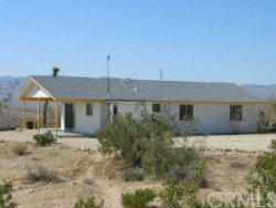 Photo of 1450 Valley View Road, 29 Palms, CA 92277 (MLS # JT18034462)