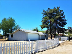 Photo of 11064 Vale Drive, Morongo Valley, CA 92256 (MLS # JT18083196)