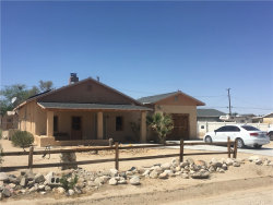 Photo of 6668 Manzanita Historic Adobe With Guest House Avenue, 29 Palms, CA 92277 (MLS # JT18089688)
