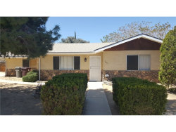 Photo of 7496 Church Street, Yucca Valley, CA 92284 (MLS # JT18092138)