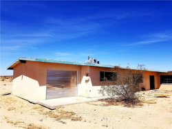 Photo of 82027 Nevin Road, 29 Palms, CA 92277 (MLS # JT18094389)