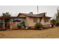 Photo of 164 Old Woman Springs Road, Yucca Valley, CA 92284 (MLS # JT19011796)