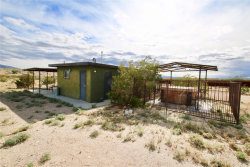 Photo of 3531 Pinto Mountain Road, 29 Palms, CA 92277 (MLS # JT19076098)