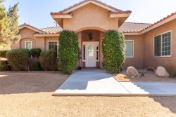 Photo of 8740 San Vicente Drive, Yucca Valley, CA 92284 (MLS # JT19158424)