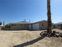 Photo of 73434 Yucca Avenue, 29 Palms, CA 92277 (MLS # JT19202455)