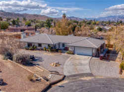 Photo of 58319 Ute Trail Circle, Yucca Valley, CA 92284 (MLS # JT19270610)