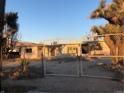 Photo of 7459 Inca Trail, Yucca Valley, CA 92284 (MLS # JT20018089)