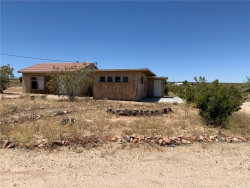 Photo of 61616 Aberdeen Drive, Joshua Tree, CA 92252 (MLS # JT20093219)