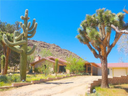 Photo of 62638 Rocky Ridge Road, Joshua Tree, CA 92252 (MLS # JT20098339)