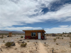 Photo of 6800 Zircon Avenue, 29 Palms, CA 92277 (MLS # JT20134161)