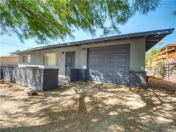 Photo of 7016 Pawnee Avenue, Yucca Valley, CA 92284 (MLS # JT20196451)