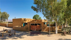 Photo of 4671 Mesquite Springs Road, 29 Palms, CA 92277 (MLS # JT20205292)