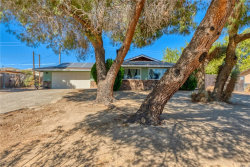 Photo of 57480 Saint Marys Drive, Yucca Valley, CA 92284 (MLS # JT20215442)