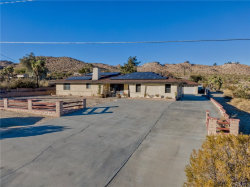 Photo of 57124 Crestview Drive, Yucca Valley, CA 92284 (MLS # JT20261586)