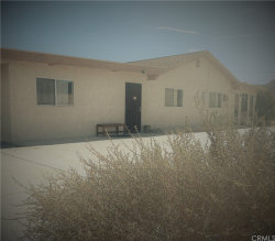 Photo of 63836 Twentynine Palms, Joshua Tree, CA 92252 (MLS # JT21009307)