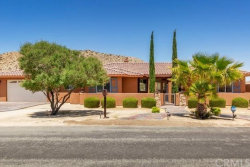 Photo of 54280 Pinon Drive, Yucca Valley, CA 92284 (MLS # JT21009497)