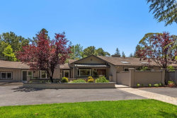 Photo of 24288 Dawnridge Drive, Los Altos Hills, CA 94024 (MLS # ML81796976)