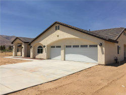 Photo of 11144 High Road, Lucerne Valley, CA 92356 (MLS # NP19034450)