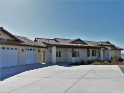Photo of 3810 Gruenhagen Flat Road, Paso Robles, CA 93446 (MLS # NS19165195)