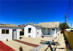 Photo of 1416 W 48th Street, County - Los Angeles, CA 90062 (MLS # OC19233642)