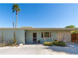 Photo of 1164 N Calle Rolph, Palm Springs, CA 92262 (MLS # PF18035052)