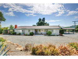 Photo of 35169 Rincon Springs Road, Pauma Valley, CA 92061 (MLS # PW18138246)