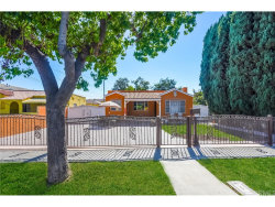 Photo of 3560 Bell Avenue, Bell, CA 90201 (MLS # PW18255053)