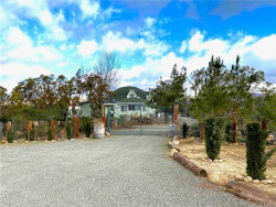 Photo of 60235 Burnt Valley Road, Anza, CA 92539 (MLS # PW20009480)