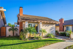 Photo of 14352 Morning Glory Road, Tustin, CA 92780 (MLS # PW21000705)