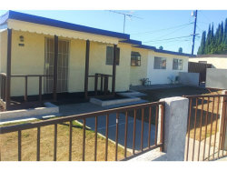 Photo of 8260 Florence Street, Paramount, CA 90723 (MLS # RS18250106)