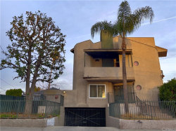 Photo of 6124 Hazelhurst Place, Unit 10, North Hollywood, CA 91606 (MLS # SB20264045)