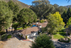 Photo of 12170 Cenegal Road, Atascadero, CA 93422 (MLS # SP20223570)