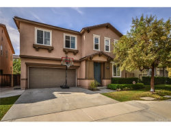 Photo of 17408 Dusty Willow Court, Canyon Country, CA 91387 (MLS # SR17136212)