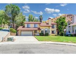 Photo of 14952 Tulipland Avenue, Canyon Country, CA 91387 (MLS # SR17187489)