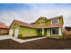 Photo of 3136 Solmira Place, Palmdale, CA 93551 (MLS # SR18015918)