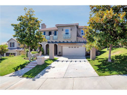 Photo of 25747 Hawthorne Place, Stevenson Ranch, CA 91381 (MLS # SR18155827)