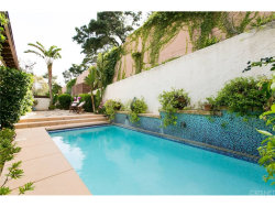 Photo of 8540 Lookout Mountain Avenue, Hollywood Hills, CA 90046 (MLS # SR18160951)